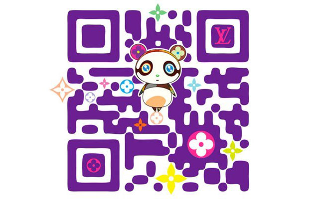 Taking QR Codes to the next level (visually)