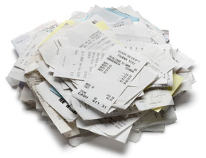 How a receipt can teach you about your business