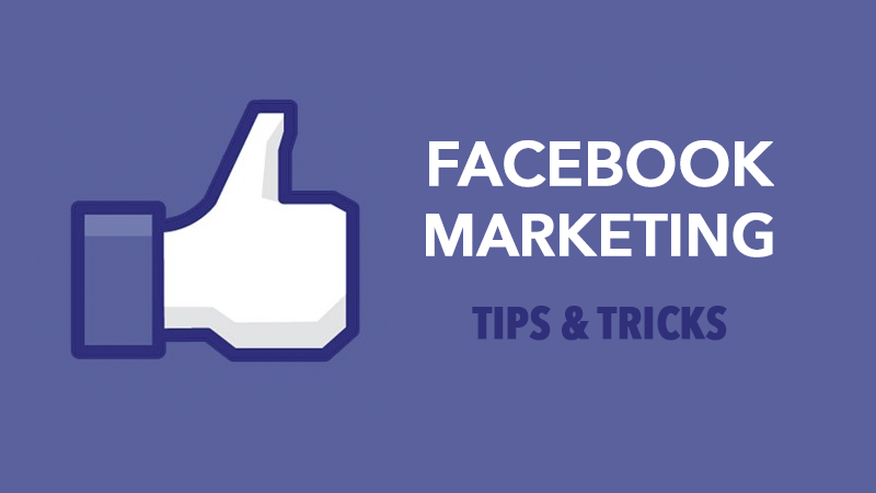 5 Tricks To Vastly Improve Your Facebook Marketing